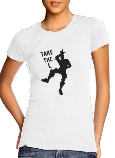 T-Shirts Take The L Fortnite Celebration Griezmann
