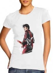 T-Shirt Manche courte cold rond femme The King Presley