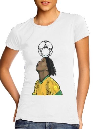 T-Shirts The Magic Carioca Brazil Pixel Art