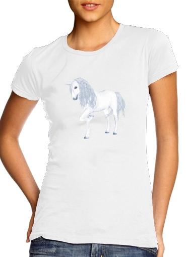 T-Shirts The White Unicorn