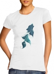 T-Shirt Manche courte cold rond femme Wolfeather