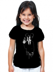T-Shirt Girl American Gangster
