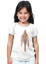 T-Shirt Fille Angels Way