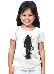 T-Shirt Fille Apocalypse Hunter