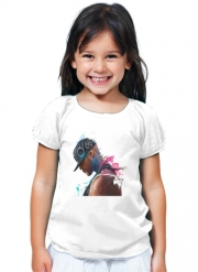 T-Shirt Fille Booba Fan Art Rap