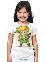 T-Shirt Fille Cartridge of time