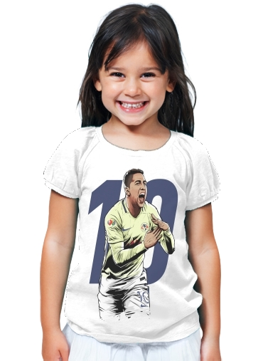 T-Shirt Girl Cecilio Dominguez
