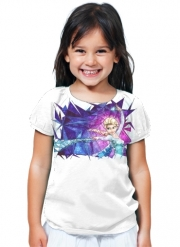 T-Shirt Girl Elsa Frozen