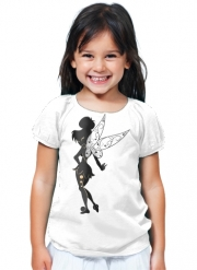 T-Shirt Fille Fairy Of Sun