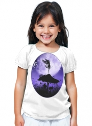 T-Shirt Fille Fairy Silhouette 2