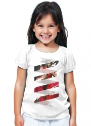 T-Shirt Girl Football Stars: Luis Suarez