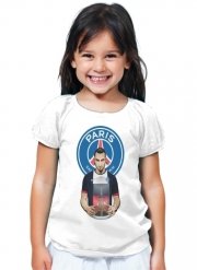 T-Shirt Fille Football Stars: Zlataneur Paris