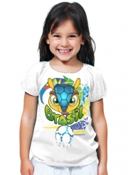 T-Shirt Fille Fuleco