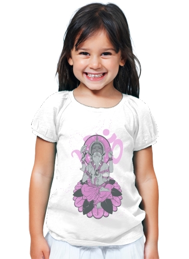 T-Shirt Girl Ganesha