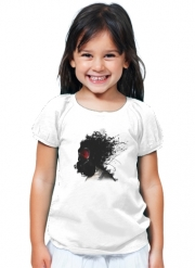 T-Shirt Fille Ghost Warrior