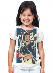 T-Shirt Girl Guido Rodriguez America