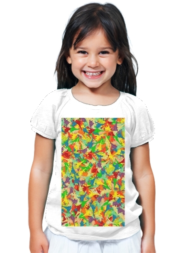 T-Shirt Girl Gummy Eiffel