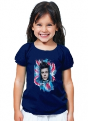 T-Shirt Girl Harry Painting