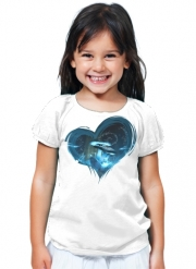 T-Shirt Fille Ice Fairytale World