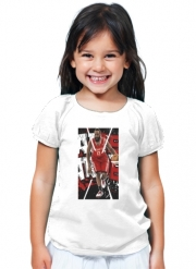 T-Shirt Fille James Harden Basketball Legend