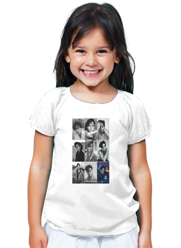 T-Shirt Fille JugHead Cole Sprouse