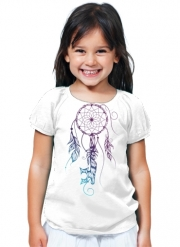 T-Shirt Girl Key to Dreams Colors