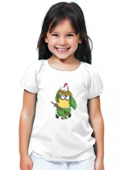 T-Shirt Fille MiniLink