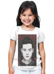 T-Shirt Girl Mr.Robot