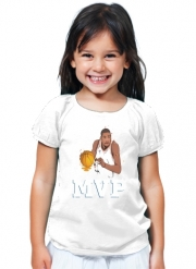 T-Shirt Fille NBA Legends: Kevin Durant