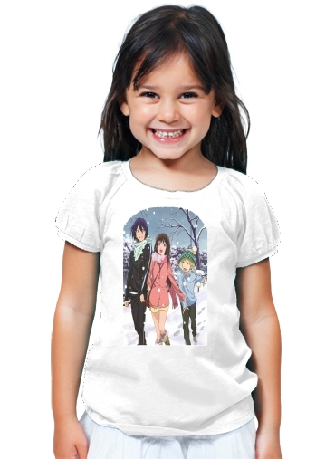 T-Shirt Fille Noragami