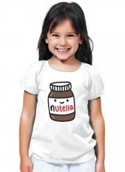 T-Shirt Fille Nutella