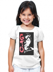 T-Shirt Fille Onizuka GTO Great Teacher