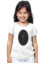 T-Shirt Fille Our Solar System