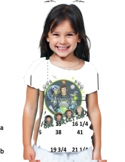 T-Shirt Girl Outer Space Collection: One Direction 1D - Harry Styles