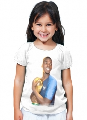 T-Shirt Girl Paul France FiersdetreBleus