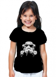 T-Shirt Girl Pirate Trooper