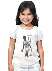 T-Shirt Fille Raphael Varane Football Art