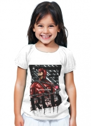 T-Shirt Fille Red