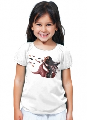 T-Shirt Fille Sarah Oriantal Woman