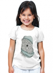 T-Shirt Fille Shaggy Dog