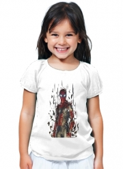 T-Shirt Fille Spiderman Poly