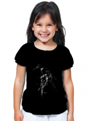 T-Shirt Girl Splash Of Darkness