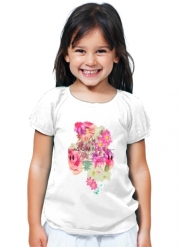 T-Shirt Fille SUMMER LOVE