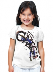 T-Shirt Girl The Catch NY Giants