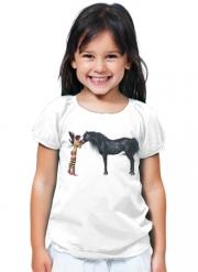 T-Shirt Girl The Last Black Unicorn