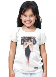 T-Shirt Girl The Walking Dead: Daryl Dixon