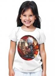 T-Shirt Fille Tokyo Ghoul