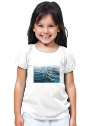 T-Shirt Fille Winds of the Sea