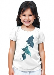 T-Shirt Fille Wolfeather