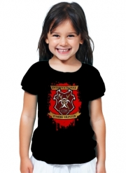 T-Shirt Girl Zombie Hunter